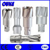 Tungsten Carbide Tipped Annular Cutter for Rail