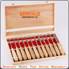 12PCS Wood Carving Graved Chisel Set with 65mn Material