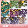 Full Size and Various Color Strass Glass Chaton for Wedding Dress