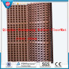 Anti-Fatigue Interlocking Porous Kitchen Hotel Rubber Floor Mat