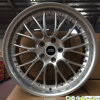 Car Accessories 18inch Aluminum Staggered BBS Replica Alloy Wheels