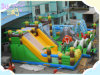 Amusement Theme Park Adult Bouncy Castle Inflatable From China (FLCA)
