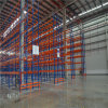 Warehouse Storage Pallet Racking with 10 Years of Warranty Time