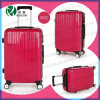 Red Trolley Luggage Sets for Woman and Girls