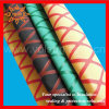 X-Pattern Heat Shrinkable Fishing Rod Cover Nonslip Heat Shrink Tube