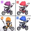360 Degree Rotating Baby Stroller Bike 3 in 1