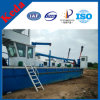 ISO Approved Sand Punp Dredge with High Feedback
