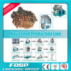Professional Manufacturer Crab Feed Plant Line for Breeding Farm