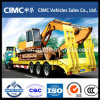 Cimc Low Bed Semi Trailer on Sale
