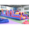 Inflatable Slide Bouncer/Playground Slide Castle/Kids Giant Inflatable Obstacle Course