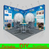 Reusable Portable Versatile Exhibition Booth Trade Show Stand