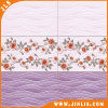 Building Material Red Flower Design Ceramic Wall Tile for Room