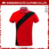 Newest Design Fashion High Quality Mens Polo Shirt Red (ELTPSI-14)