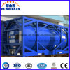 20FT Chemical Liquid Storage ISO Steel Hydrofludric Acid Hci 32% Tank Container