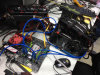 Esonic Bitcoin Miner Motherboard with Core I3 I5 I7 CPU Combo, 8*Pcie Slots, Btc Mainboard Motherboard