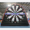Inflatable Soccer Darts Board / Double Walls Outdoor/Indoor Inflatable Foot Dart Board Game