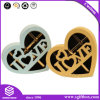 Plastic Window Packaging Gift Heart Shape Chocolate Box
