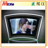 Table-Top Fanshaped Crystal Photo Frame LED Light Box
