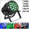 18*10W LED Zoom Waterproof PAR Light Stage Lighting