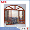 Aluminum Casement Window with Stainless Steel Mesh