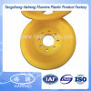 Yellow PU Gasket PU Machine Part