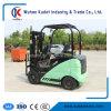 2000kg Four Wheel DC AC Electric Forklift