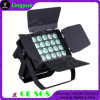 Hot Sell 20PCS 12W RGBW Stage PAR Can LED Outdoor Light