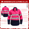 Hi Viz Reflective Safety Cotton Pink Workwear for Women