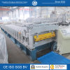 PLC Control PPGI Glazed Roof Tile Roll Forming Machine