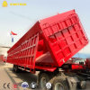 Sinotruk Tipper Semi Trailer Construction Hydraulic Side Tipping Box Dumper