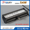 54W Auto LED Work Lamp CREE Factory Light Bar