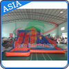 Lovely Used Commercial Castle Inflatable Water Slide