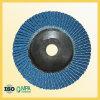 180X22mm Zirconia Abrasive Flap Disk