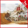 New Wet Mixing Batch Plant for Concrete Mixing Usage