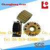 Transmission Sprocket Planetary Spur Planetary Gears with Yellow Zinc Plating
