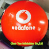 Red 4m Inflatable Advertising Helium Balloon for Outdoor Event