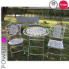 Balcony Set Metal Foldable Table and Chair