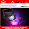 3-in-1 RGB 3W Mini Indoor LED Strobe Light