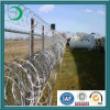CE and SGS Marks Galvanized Razor Barbed Wire Fence