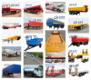 Truck Trailer, Cargo Container Trailer, Low Bed Utility Trailer (LAT9390P)