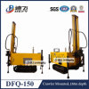 Fast and Efficient Practical Crawler Drill for Geothermal Heat Pump