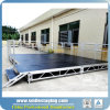 Rk Portable Aluminum Event Stage with Guardrail for Sale (RK-ASP1X1I)