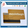 Printing Gift Plastic Cards with Magnetic Stripe and Barcode