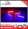 4X6 Blue Red LED Police Car Grill Lights