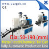 Tailor Made Fully Automatic 0.25-5L Small Round Tin Can Making Sealing Production Line Machine