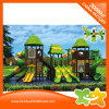 Large Outdoor Amusement Park Playground Equipment Plastic Tube Slides for Sale