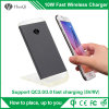 2 Coils Stand Fast Wireless Charger with Qi Standard
