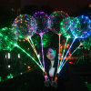 New Design Colorful Christmas Copper Wire LED String Light LED Bobo Balloon for Children Playing
