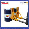 Capacity 1000kg Drum Grab for Forklift Truck