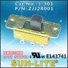 Slide Switch, Dpdt Switch; J-301
